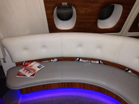 Emirates First Class A38009