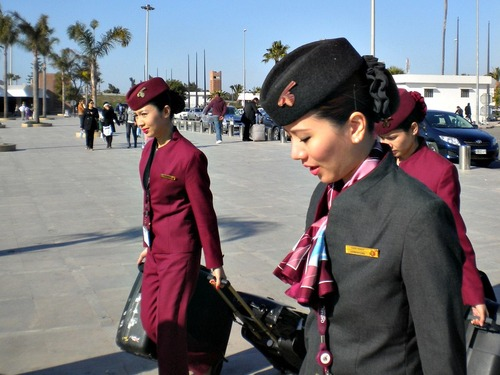 Unbelievable conditions truth behind working for qatar for Korean air cabin crew requirements