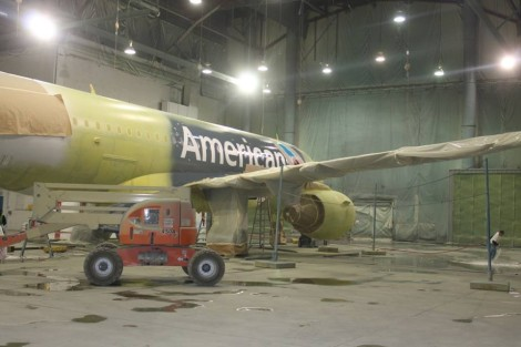 US to AA Paint Job 4