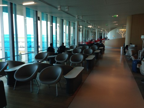 AIr France M Lounge Paris CDG28
