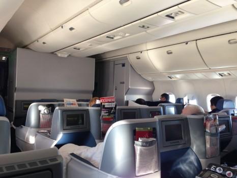 Delta Trip Report 767-300 CDG-EWR Paris11