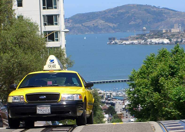 BREAKING: Uber/Lyft Bankrupted San Francisco's Yellow Cab Taxis