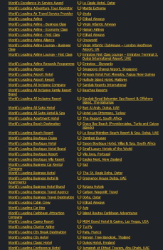 World Awards