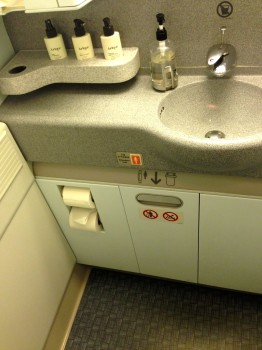 Cathay Pacific Business Class Trip Report64