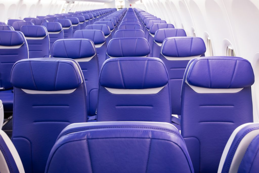 Southwest Airlines Seat Assignment