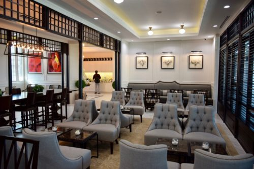 Coral Executive Lounge Bangkok-Don Mueang