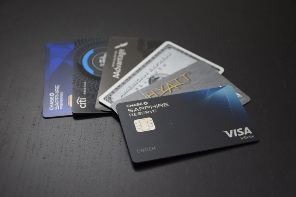 A number of credit cards provide trip delay insurance, though with different coverages