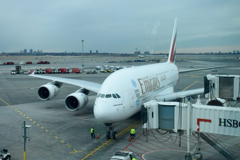 Review: Emirates A380 Business Class Dubai (DXB) To New York (JFK)