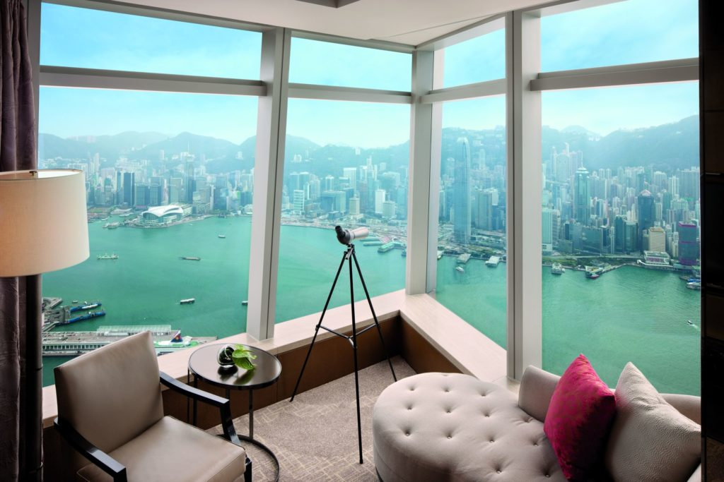 The Ritz-Carlton Hong Kong. Photo by Ritz-Carlton.
