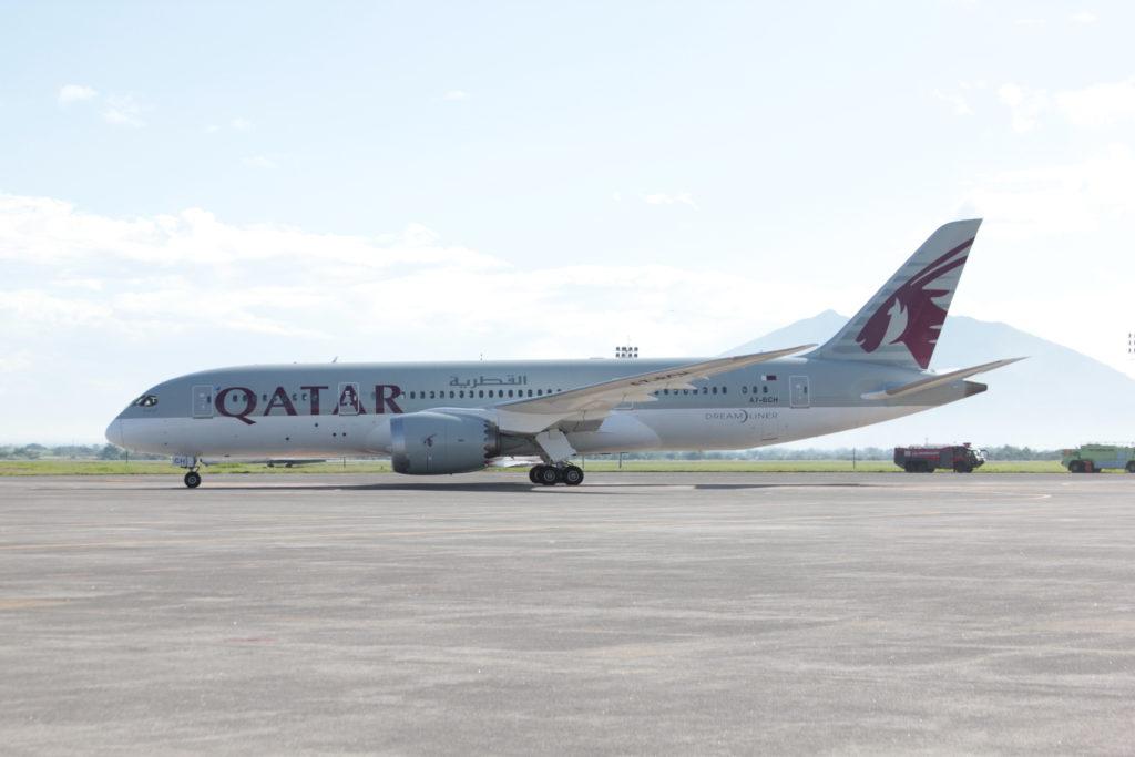Qatar Airways 787. Flickr/Qatar Airways