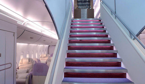 A380 Stairs