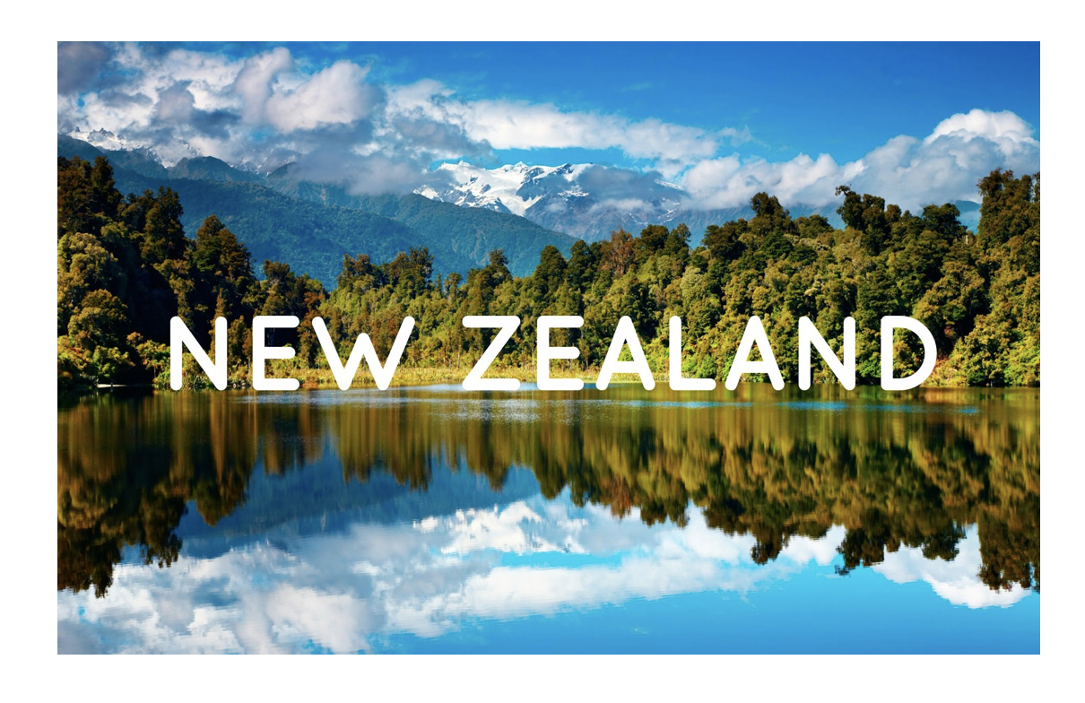 Nz Shootings Wallpaper: New Zealand, My Favorite Country To Return To