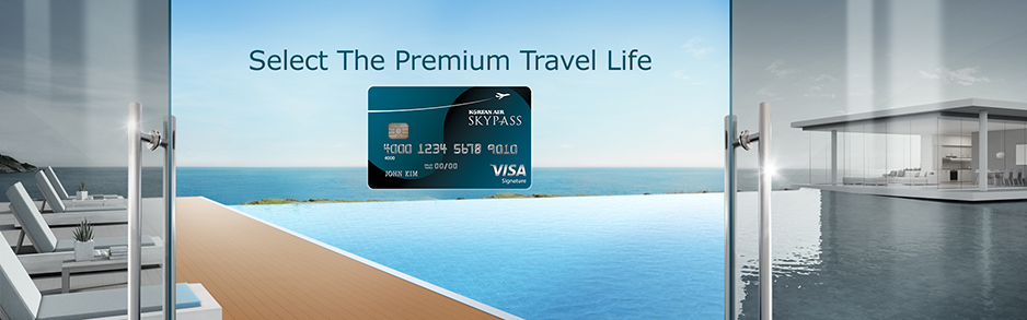 The US Bank Korean Air SKYPASS Select credit card comes with a $450 annual fee. Source: US Bank