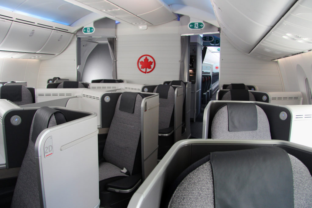 Air Canada Boeing 787 Dreamliner Star Alliance MileagePlus United Miles