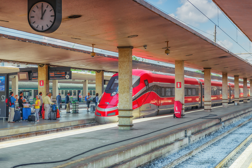 European trains are extensive and easy to use, but each country has their own... Recently, we got a question about how easy it is to use Italian trains...