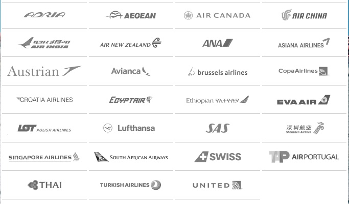 Booking Star Alliance rewards using credit card points while avoiding add on fees and surcharges.