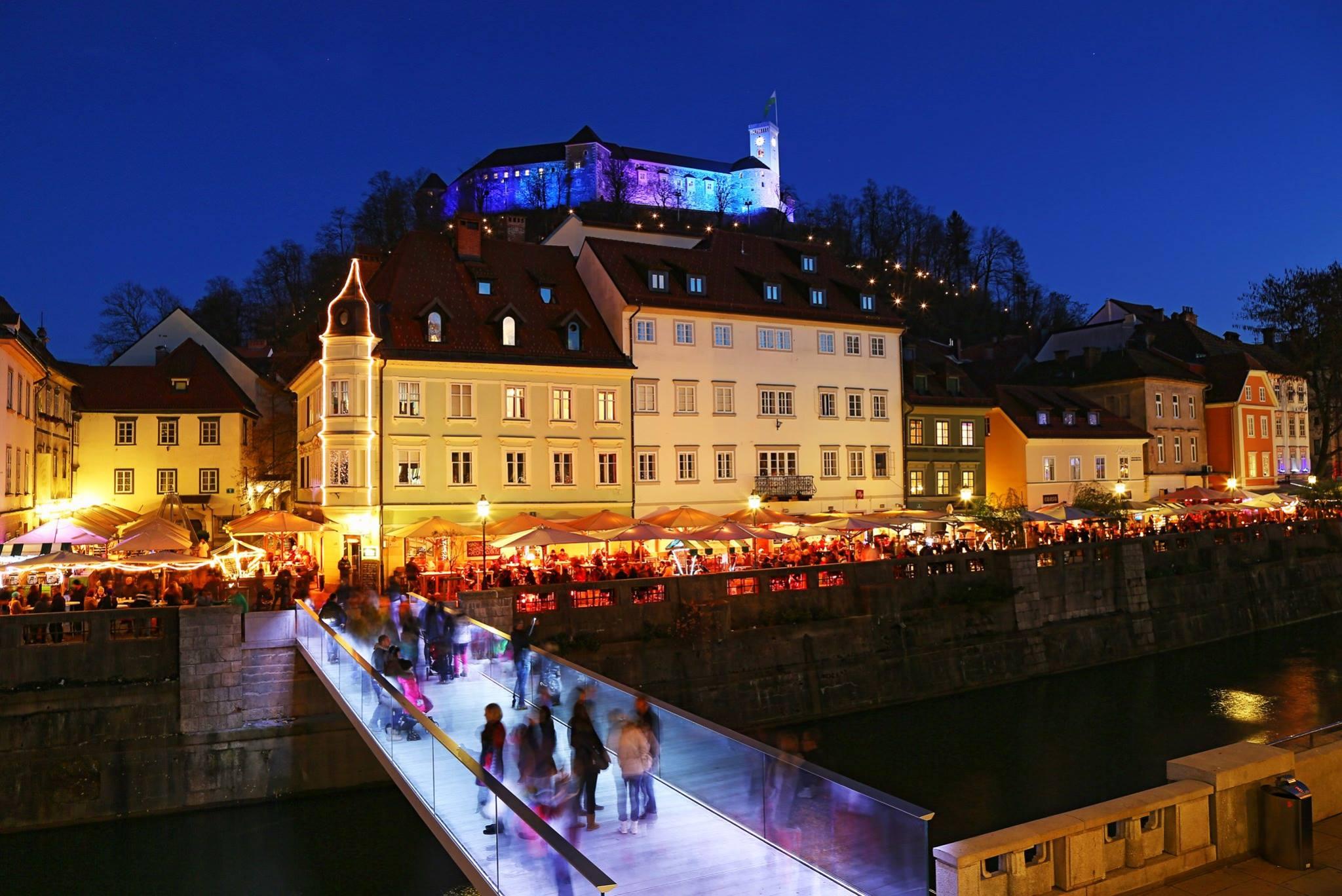 I Was Totally Shocked and Charmed by Ljubljana, Slovenia
