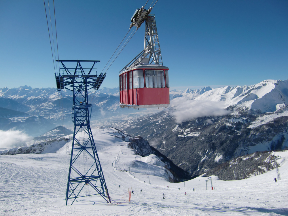 Small Luxury Hotels Ski-in Ski-out Swiss Alps