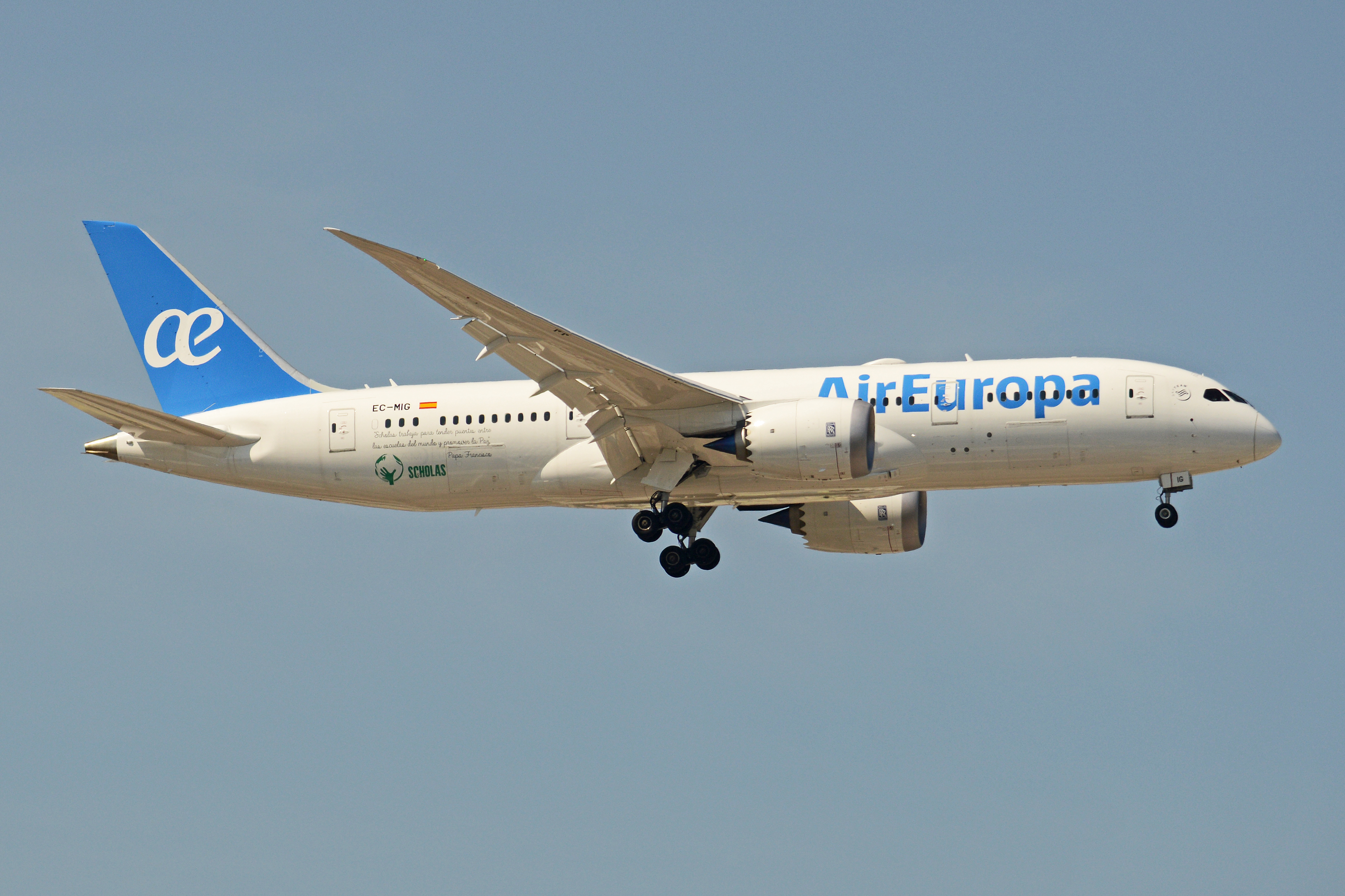 Booking AirEuropa Delta SkyMiles