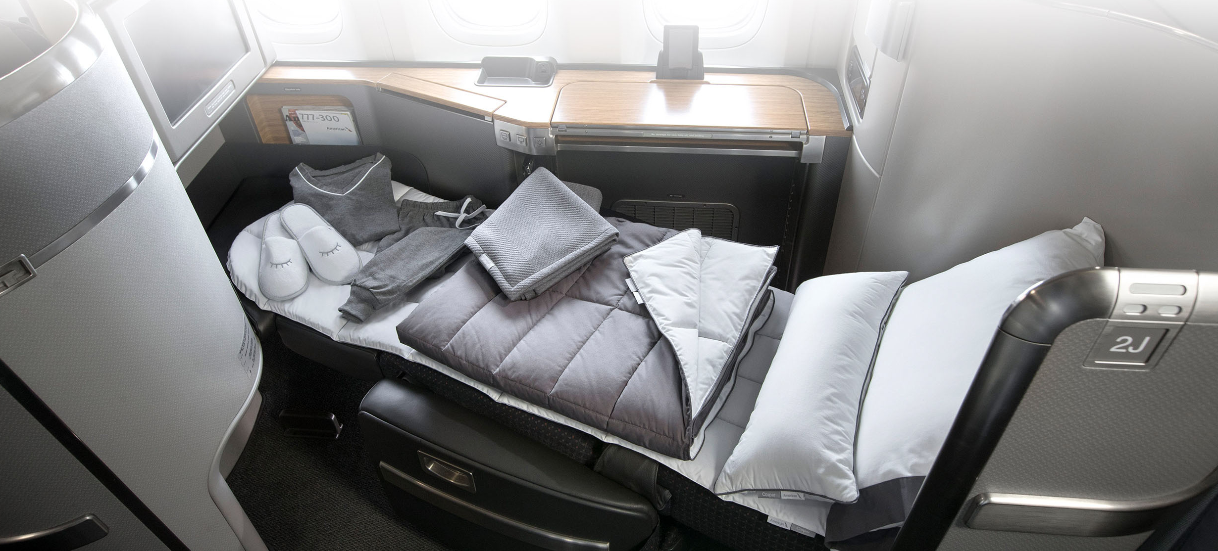 American Executive Platinum systemwide upgrades