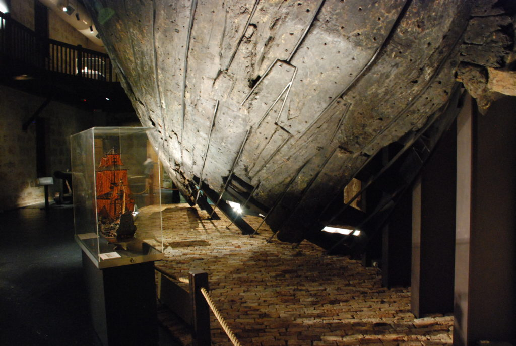The Western Australia Maritime Museum in Fremantle showcases the rich seafaring history of Perth, Australia