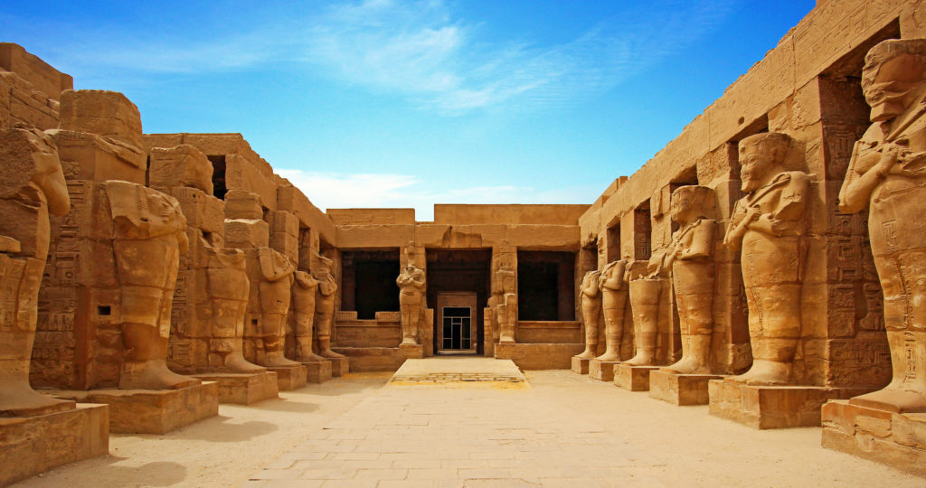 While Egypt continues to face challenges, tourism is back up 264%...That's not really an outrageous number, considering that most luxury travelers seek ...