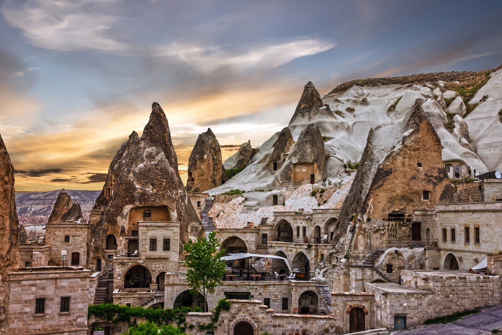 Goreme is an open air museum and one of the most-visited regions of Turkey.