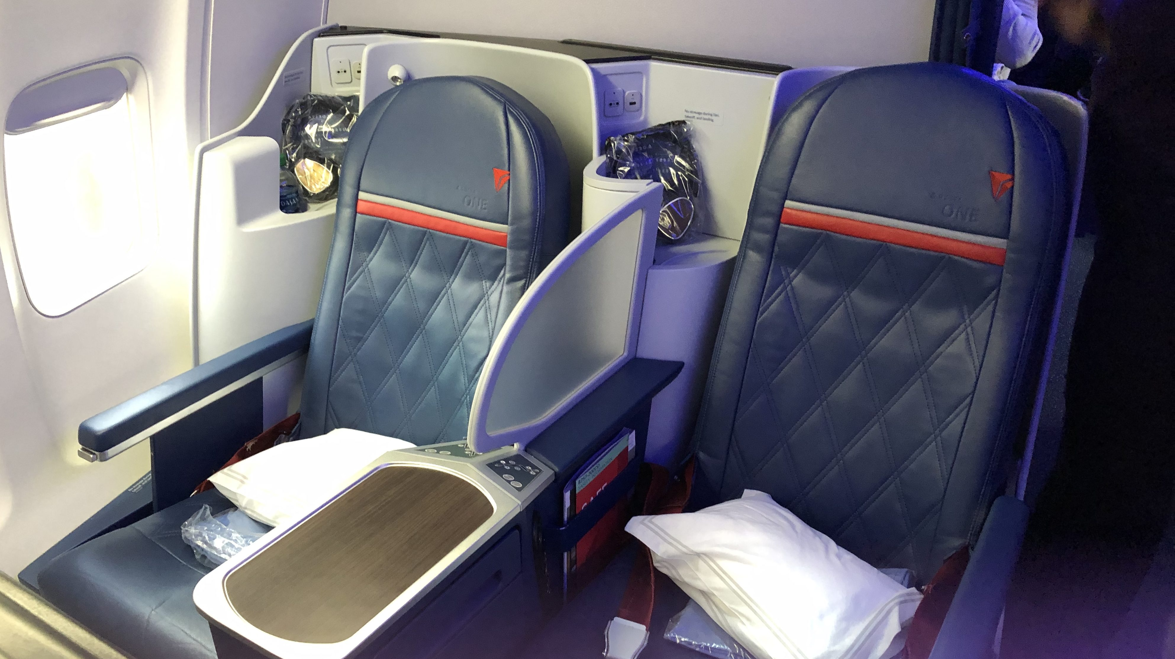 Is Delta One Better On The 757 Than The 767