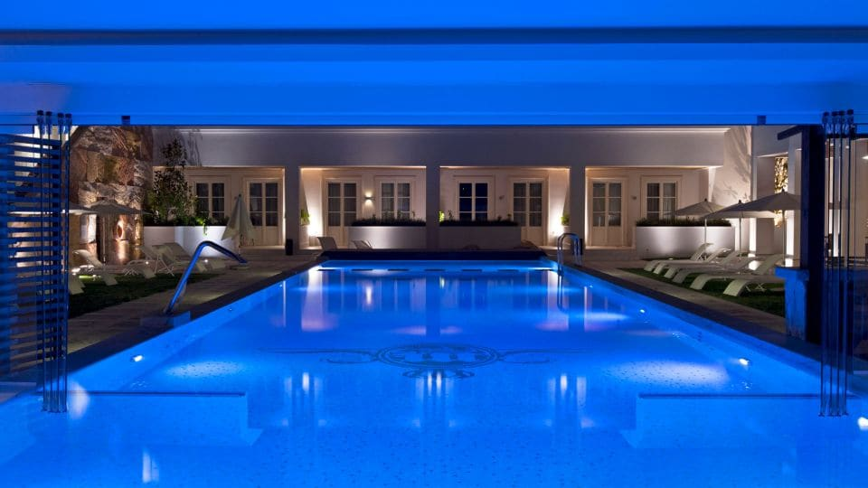 Alentejo Marmoris Hotel and Spa Portugal Pool and Spa