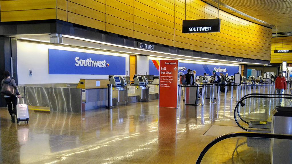 Does Southwest charge for checked or carry-on bags?