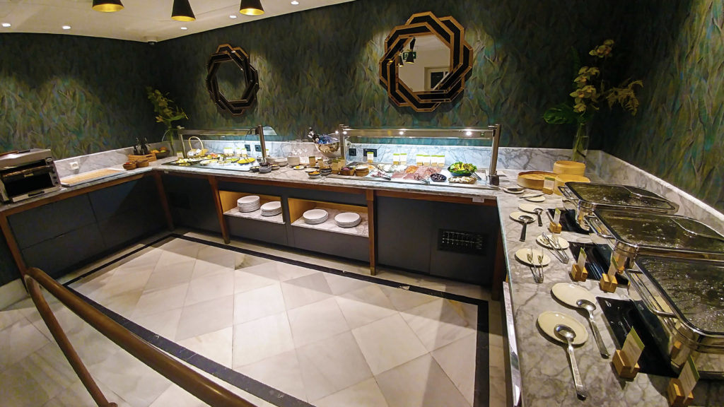 DoubleTree by Hilton Madrid-Prado Breakfast Buffet