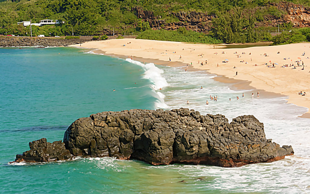 Waimea Bay North Shore Oahu Hawaii Top 10 Beaches to Visit in January