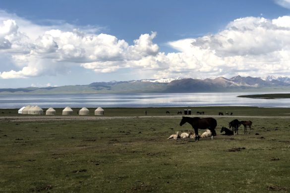 Kyrgyzstan: A Guide To Using Points To Travel Off The Beaten Path