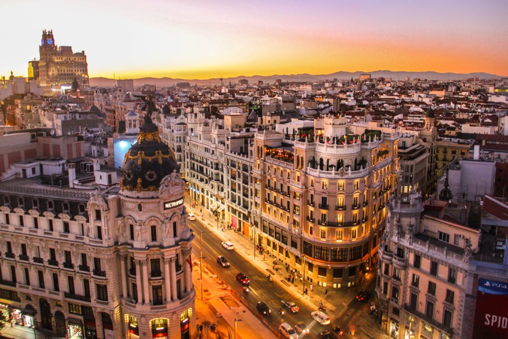 Madrid Iberia Stopovers