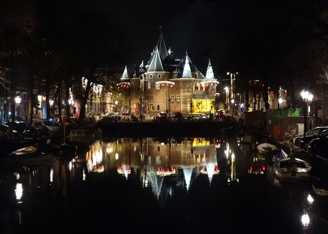 Amsterdam Church Festivities
