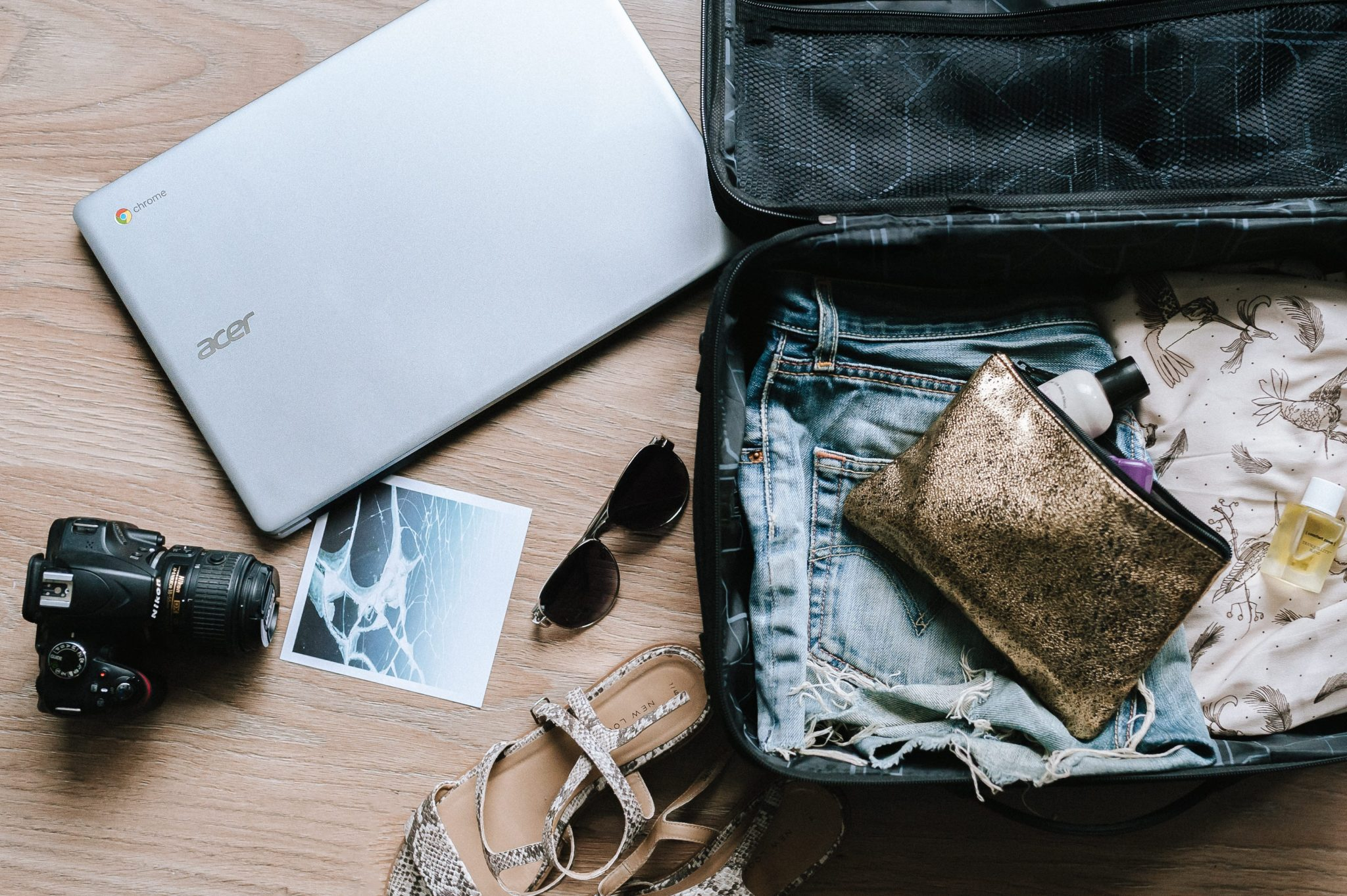Travel is back. What should be on your post-Covid travel shopping list?