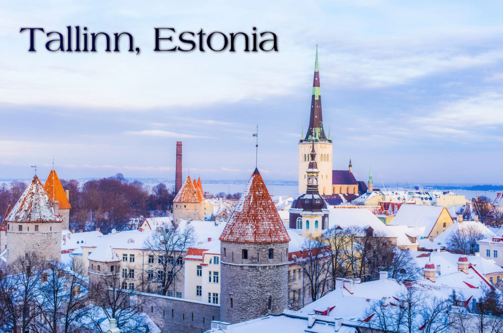 American Digital Nomads Work Remotely From Estonia